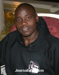Michael Ouma JournalistID member